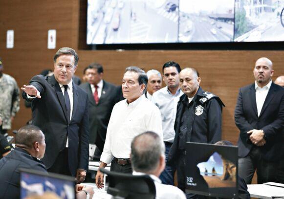 Cortizo aborda futuro Gabinete, seguridad y reformas