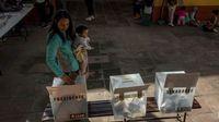 Los mexicanos comienzan a votar en las elecciones generales
