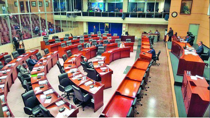Pleno posterga debate de las reformas electorales