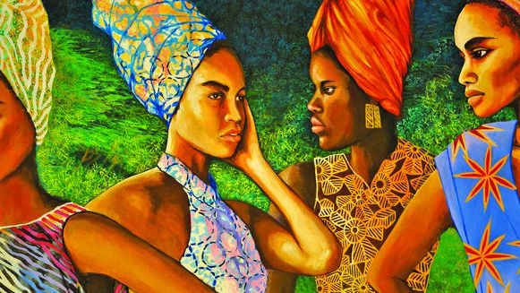 Festejo a la herencia africana