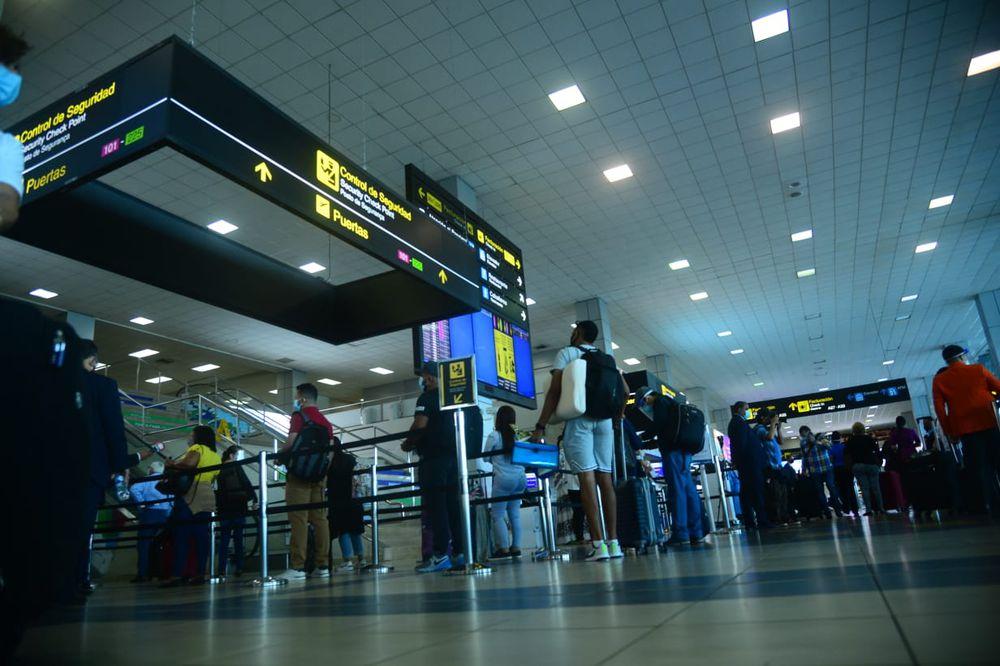 Tocumen reporta un movimiento de 1.7 millones de pasajeros entre enero y abril de 2021