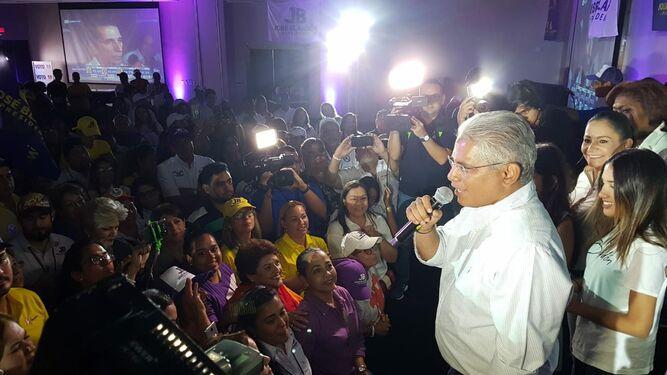 José Isabel Blandón reconoce la derrota: 'La voz del pueblo es la voz de Dios'