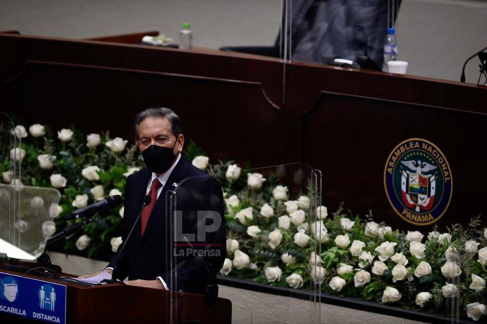 Cortizo defiende su gestión ante la pandemia y afirma que la Contraloría concluyó que PPC cumplió con sus obligaciones