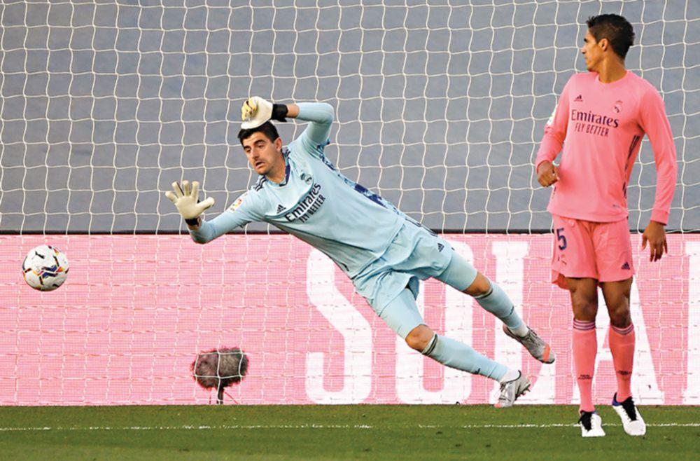 Un gol del hondureño Anthony Lozano acaba con el invicto del Real Madrid