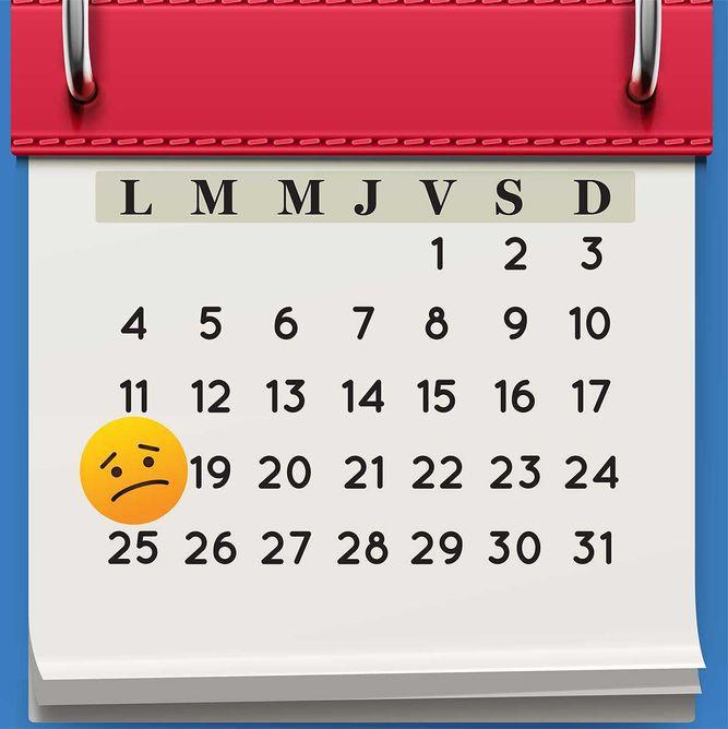 El mito del 'Blue Monday' o 'lunes triste'