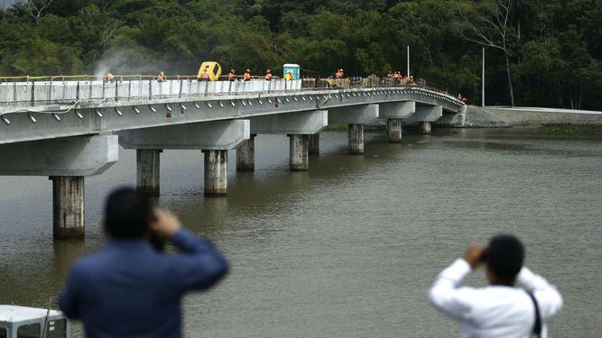 ACP: nuevo puente de Gamboa estará listo en septiembre