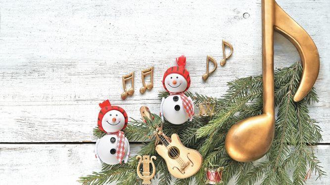 Himnos navideños pop