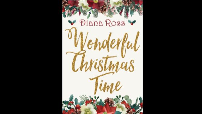 La cantante Diana Ross, entre desfiles y vientos
