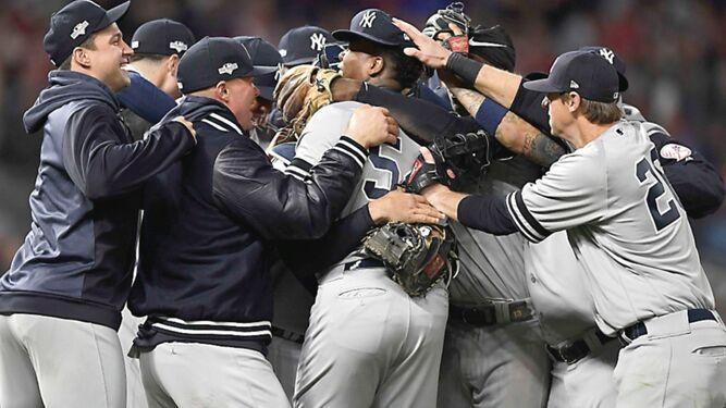 Yankees, con poderío ofensivo para ganar su 28 Serie Mundial