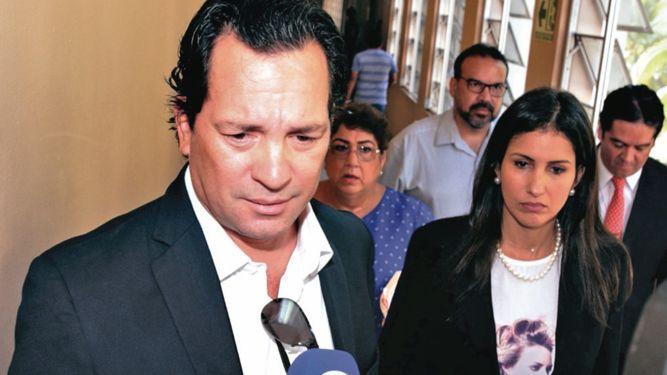 Fiscal: Ferrufino creó sociedades para ocultar dinero ilícito y bienes inmuebles