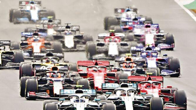 Lewis Hamilton logra un sexto triunfo récord