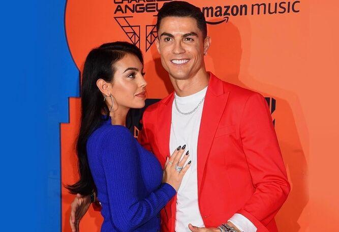 Cristiano Ronaldo y Georgina Rodríguez se habrían casado; el jugador modificó testamento
