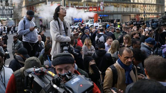 Nueva York: evacuan el edificio Time Warner, sede de CNN, por paquete sospechoso