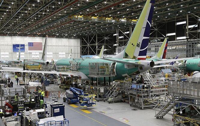 Boeing no le dijo a aerolíneas que una alerta de seguridad no funcionaba