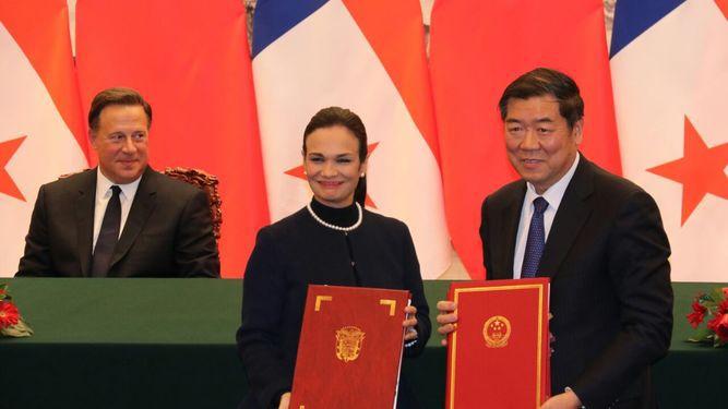Conozca los 25 acuerdos pactados entre Panamá y China