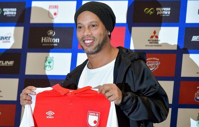 'No me gusta nada' el VAR, aclara Ronaldinho
