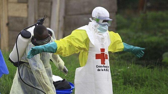 Oleada de ébola en el Congo, OMS evalúa nivel de emergencia