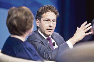 El Eurogrupo no habla de recesión