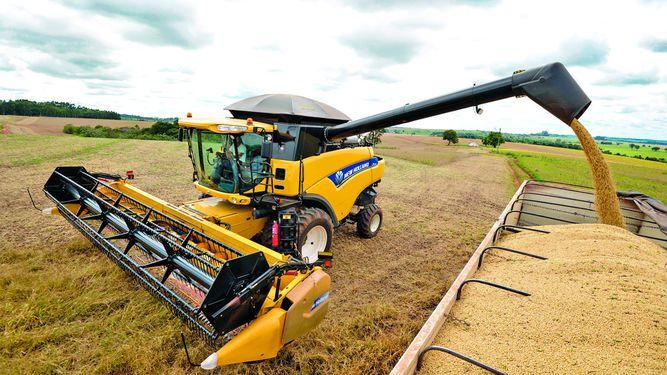 Monsanto aprovecha el apetito por la soja