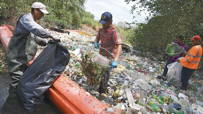 Un esfuerzo contra la contaminación