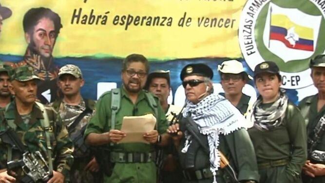 Ex número dos de las FARC anuncia que retomó lucha armada en Colombia