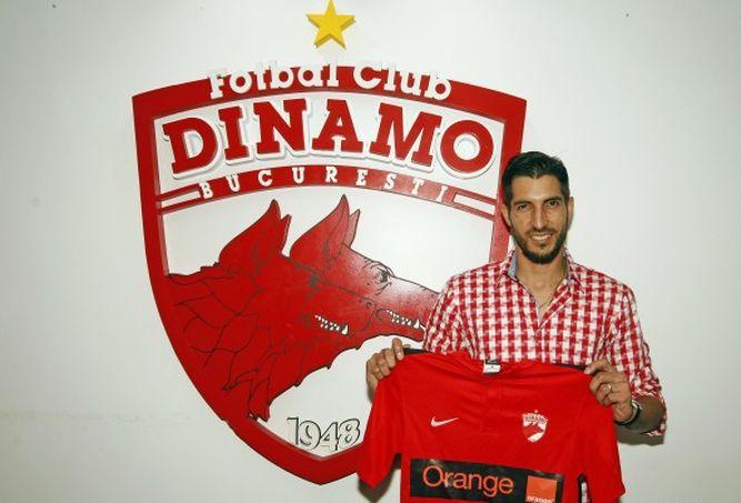 Jaime Penedo es contratado en el Dinamo de Bucarest