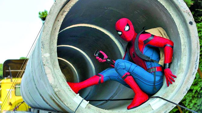 'Spider-Man: Homecoming' y sus $117 millones