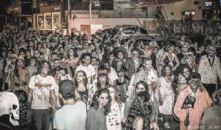 Noche zombi en Panamá