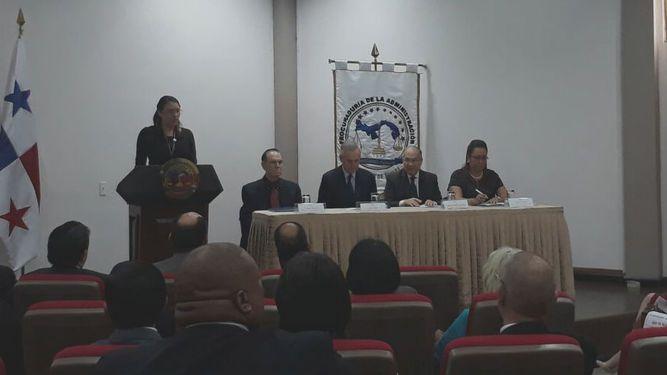 Pacto de Estado por la Justicia recibe anteproyectos de códigos