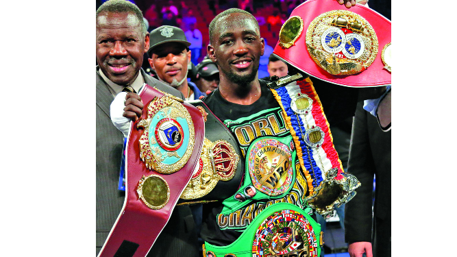 Crawford, campeón indiscutible