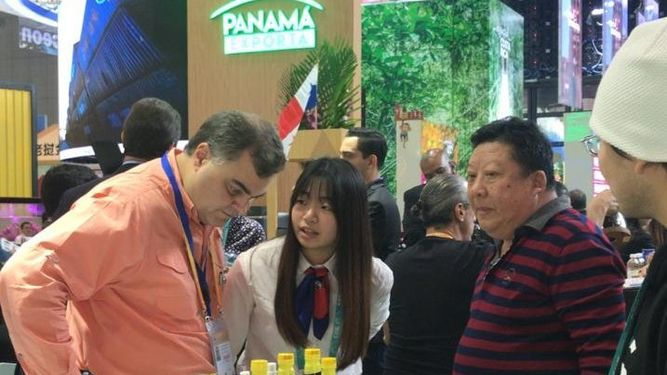 Cinco empresas panameñas acuerdan exportaciones a China