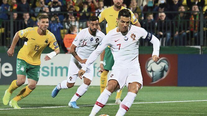 Francia, Portugal e Inglaterra volvieron a salir victoriosos