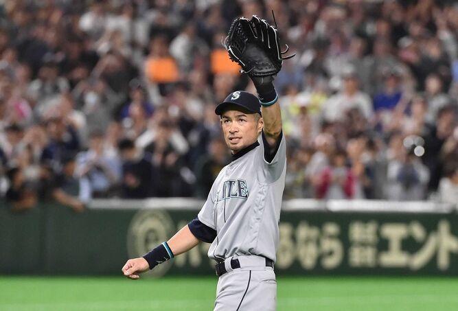 Ichiro Suzuki se retira en su natal Japón